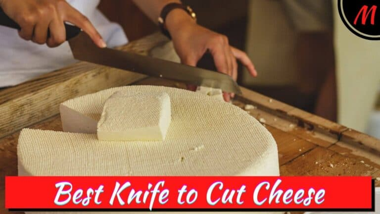 Best Knife to Cut Cheese