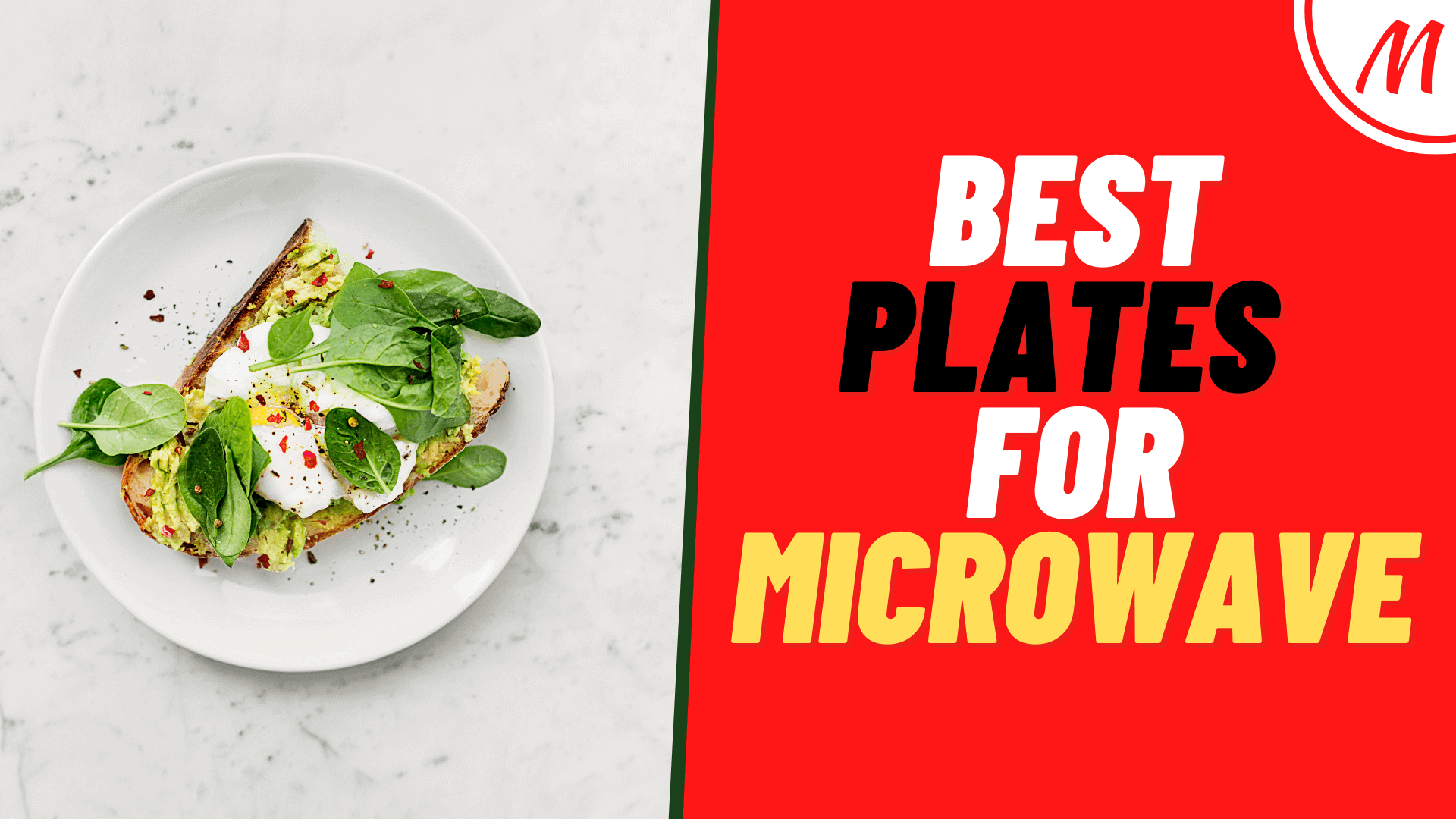 Best Plates For Microwave