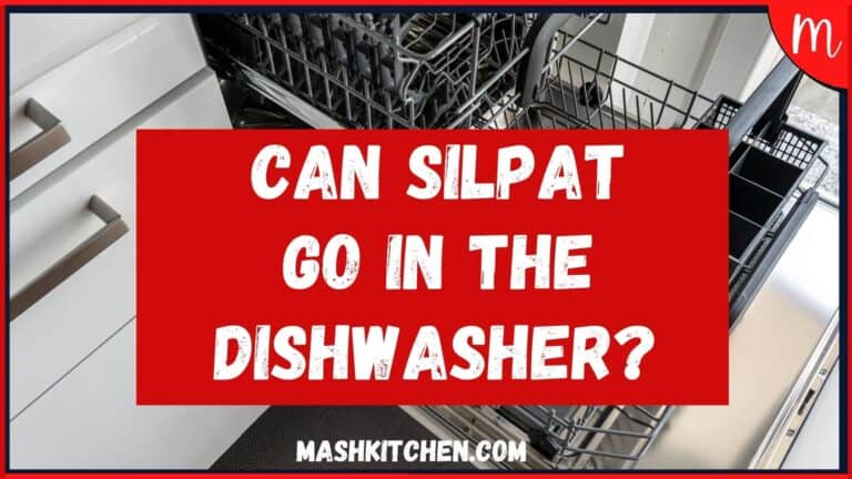 Can Silpat go in the dishwasher
